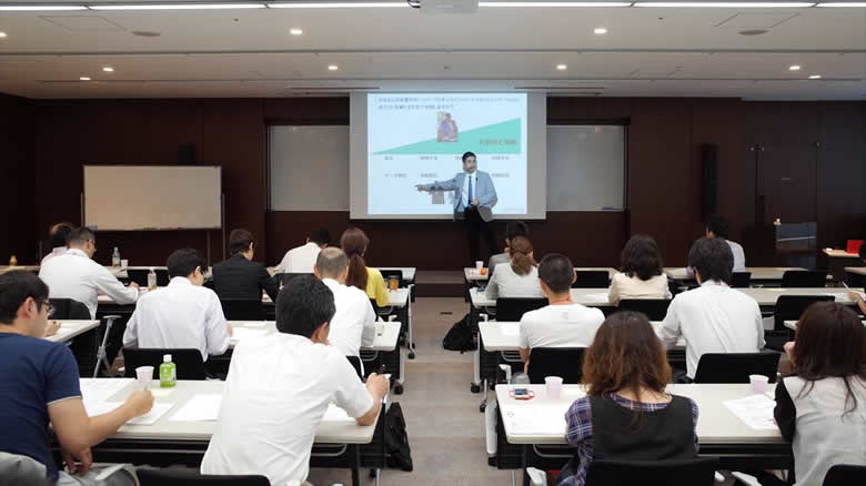 「企業広報ソーシャルメディア活用のポイント 」セミナー@大阪